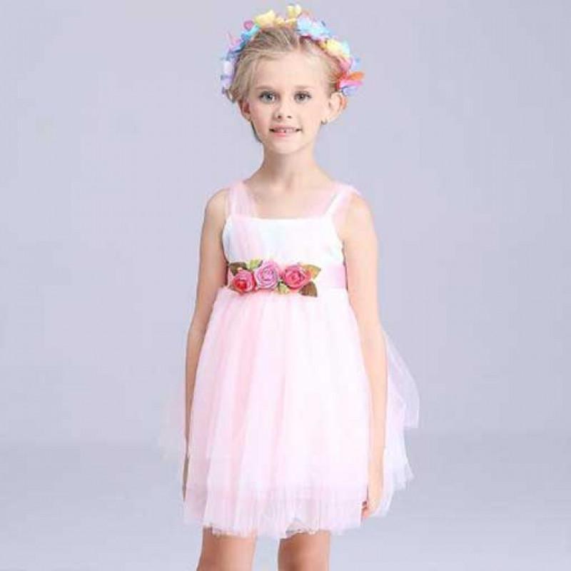pink-feather-light-summery-tutu-dress