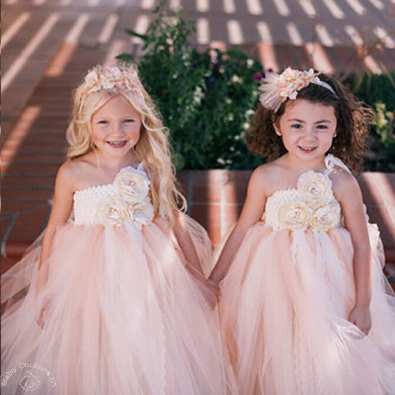 26878b9f7e Flower Girl Dresses That Are Just Too Cute To Ignore - Baby Couture ...
