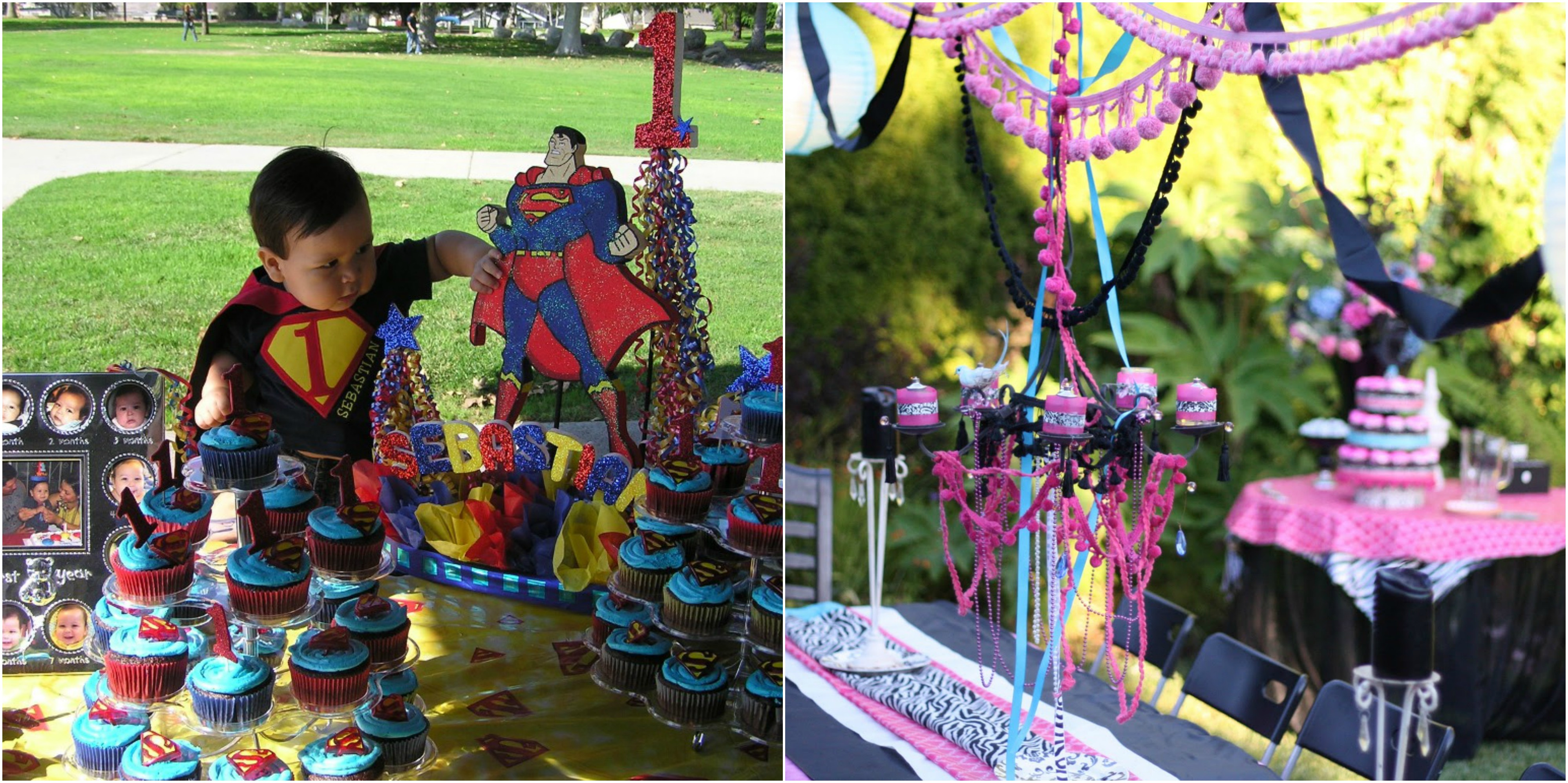 How to Organize a Memorable Outdoor Birthday Party Baby Couture