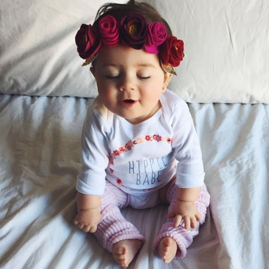 8effc5135172 Should You Buy Hippie Headband For Your Baby Girl  - Baby Couture India