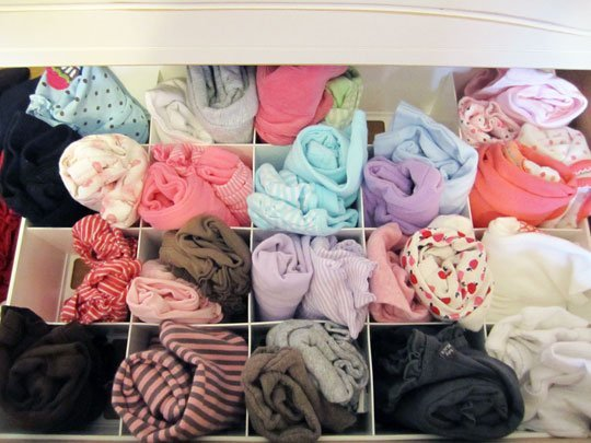 4 Tips For Organizing Baby & Toddler Clothes Baby