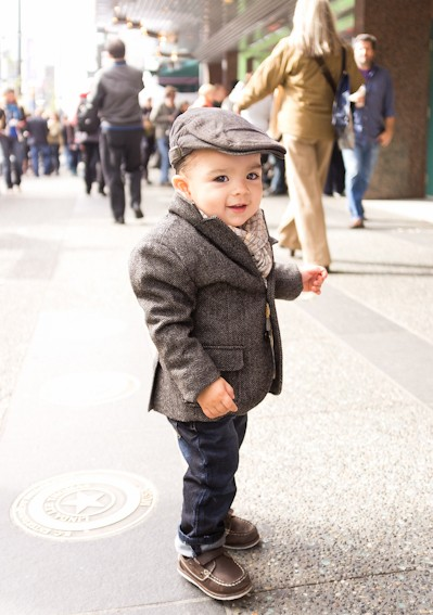 5bb468f4add7 9 Adorable Ideas For Dressing Your Baby Boy - Baby Couture India