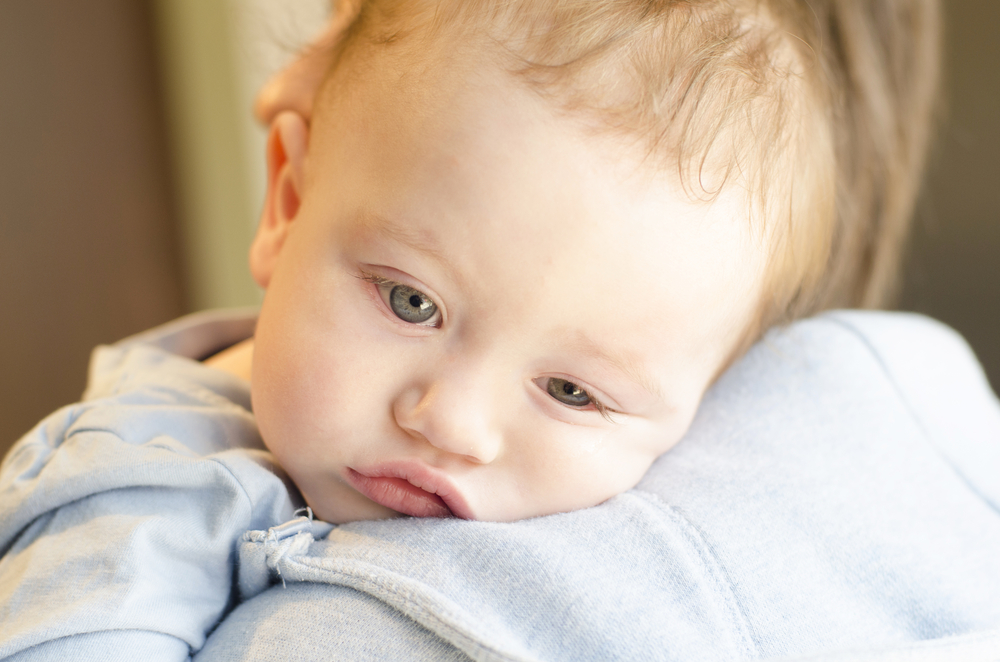 7 Ways To Make Your Sick Baby Feel Better Baby Couture India