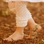 Ruffled Leggings By Darlee & Dache At Babycouture