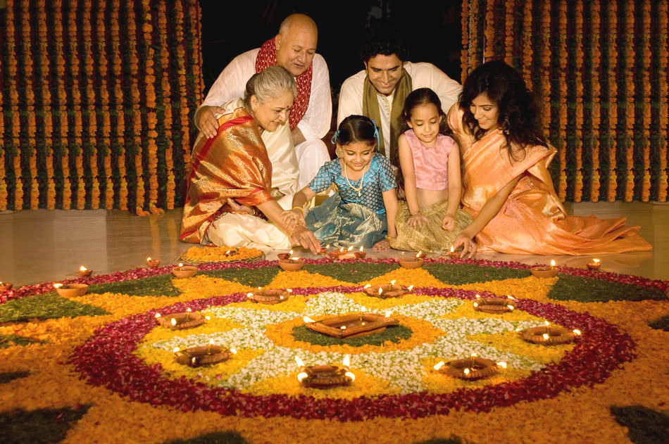 Ways To Engage Kids This Diwali And Celebrate Together