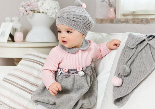 5985ee2d0c71 Are You Ready For Winter  Grab 5 Must Have Dresses For Your Baby ...