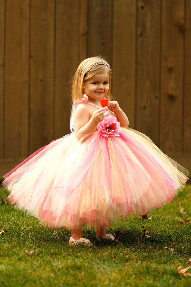 Once the dress-up box is pulled out, no doubt your kiddos go straight for the flouncy tutus, so why not turn their Halloween costume into a tulle-filled.