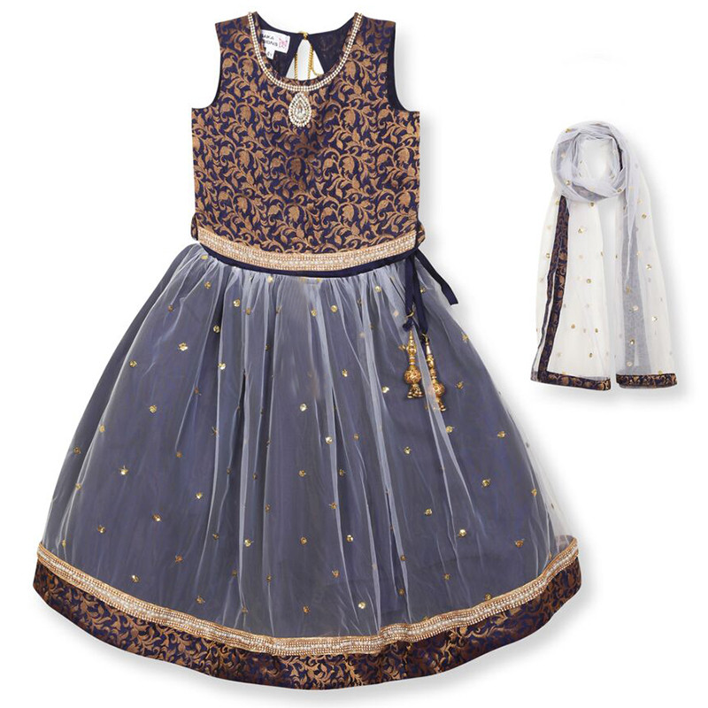 saka-brocade-style-designer-lehnga-choli-set