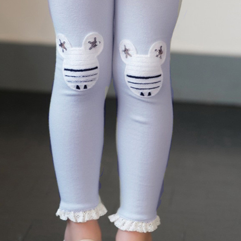 arka_baby_cute_mouse_patch_aqua_blue_leggings