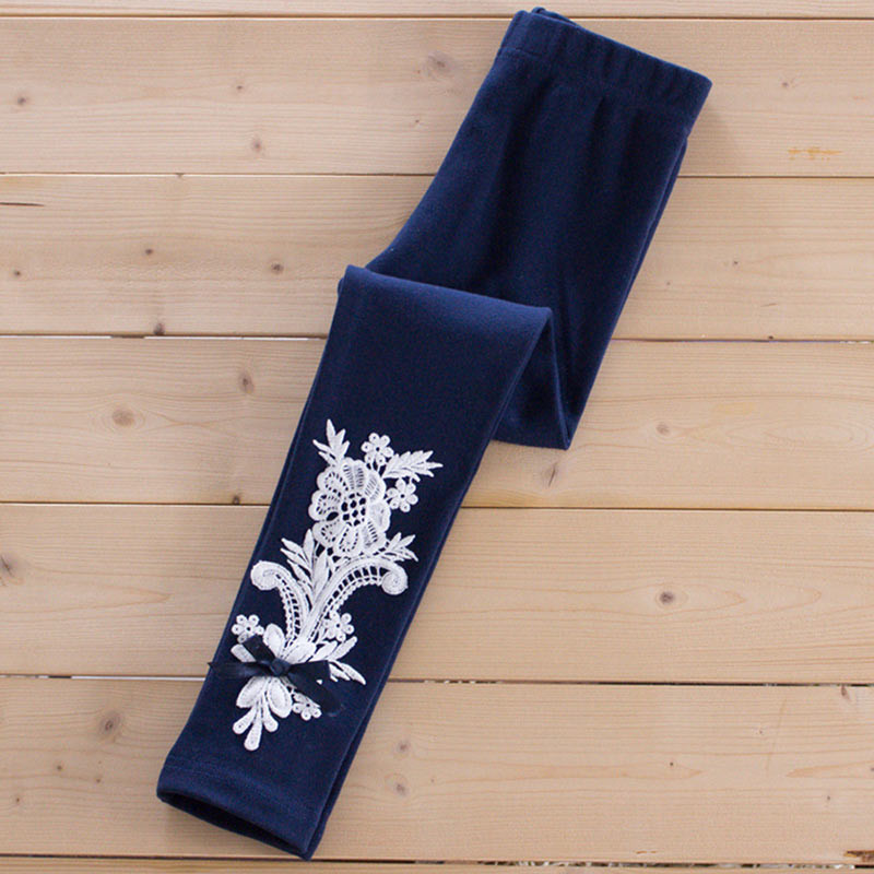 arka_designs_white_lace_work_navy_blue_cute_leggings