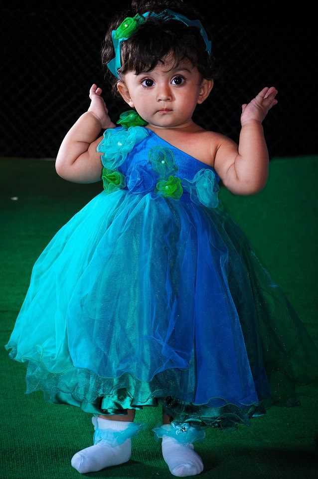 Indian Trend Of Classy And Elegant Dresses Baby Couture