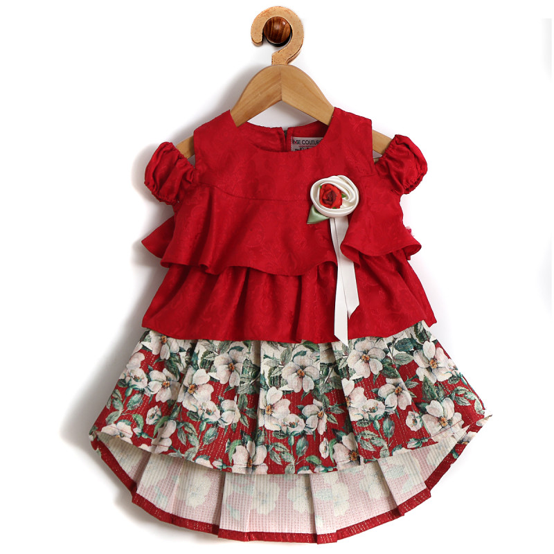 rose_couture_layered_and_pleated_skirt_top_set