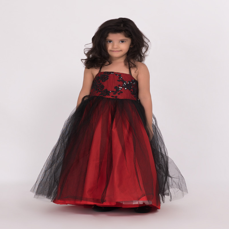 pinkcow_halter_frilly_kids_dress