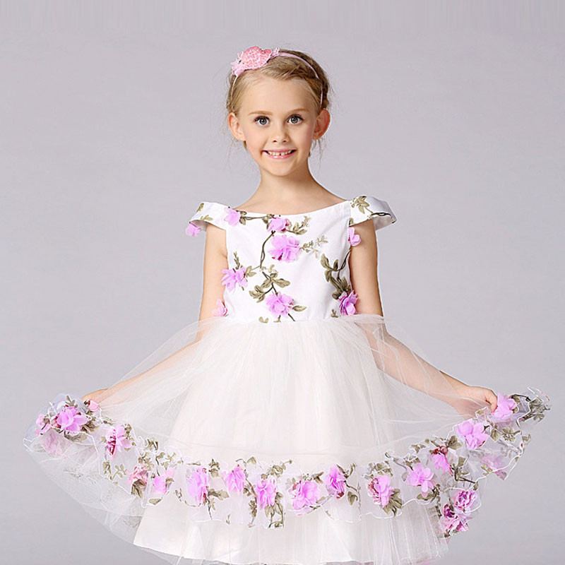 lavender-3d-flowers-stylish-shoulder-kids-dress2