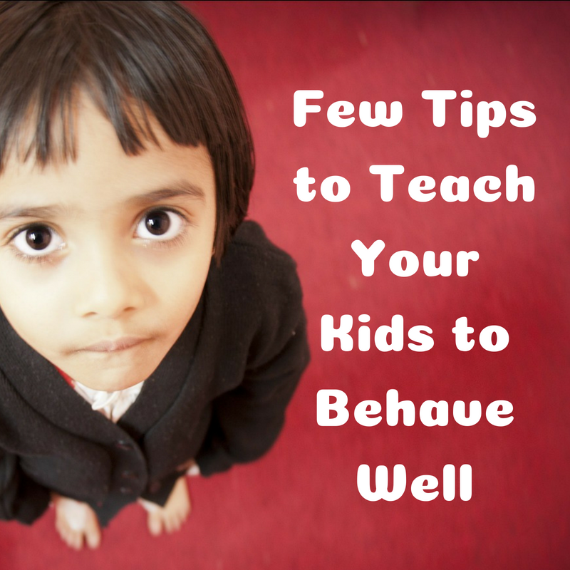 Behave Well