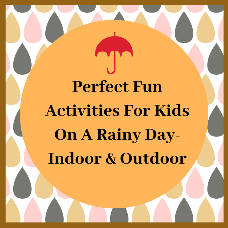 fun activities for your kids