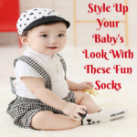 Style Up Your Baby's Look With These Fun Socks