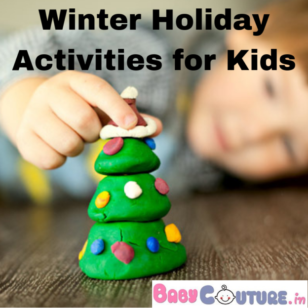 winter holiday activities for kids