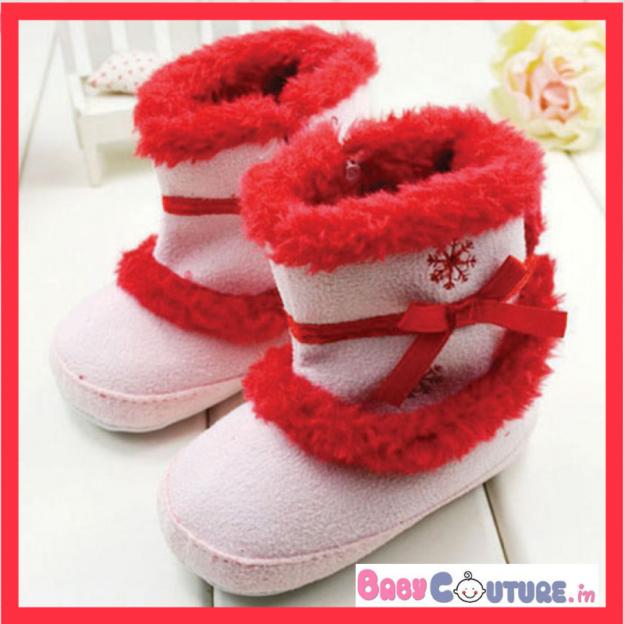 kids Christmas footwear
