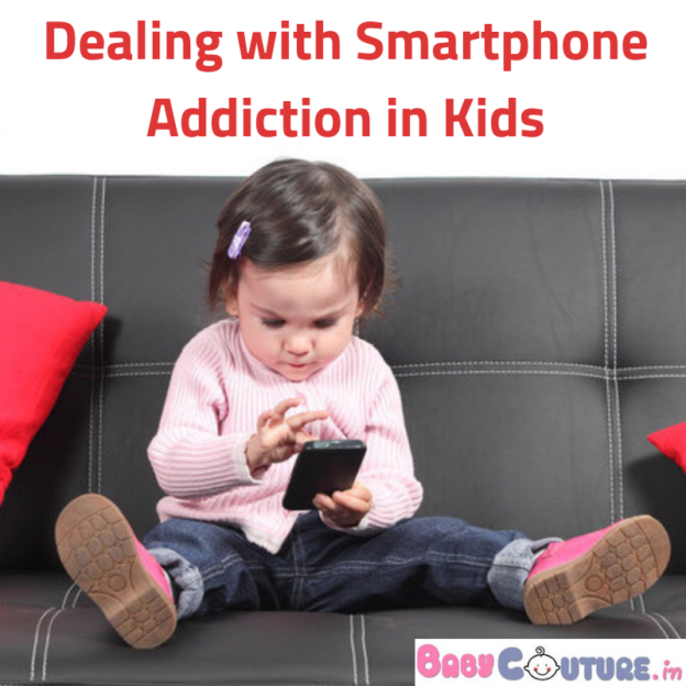 How to Encourage Kids from Overcoming the Smartphone Addiction?