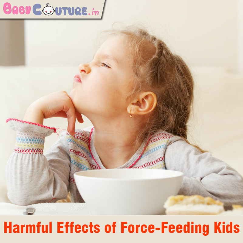 effects of force-feeding a child