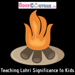 Make Kids Aware of the Significance of Celebrating Lohri