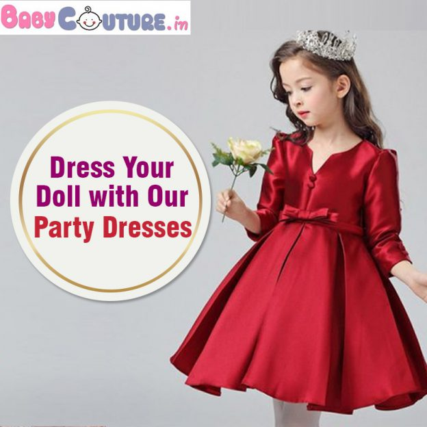 party wear dress for kid girl