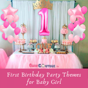 1st Birthday Party Ideas On A Budget Archives Baby Couture India