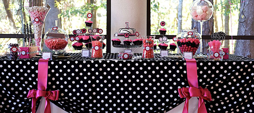 17 First Birthday Party Themes For Baby Girl