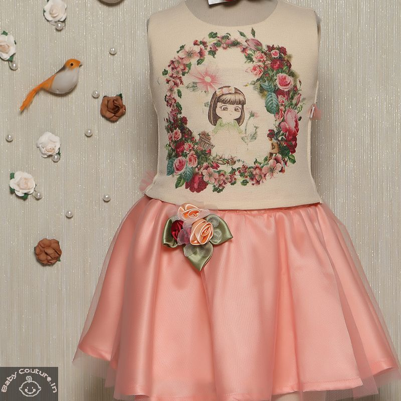 baby frocks party wear online, Dresses for girls, Floral Dresses for girls, Floral Dresses for Women, floral frocks, floral print dress with sleeves, floral print dresses for weddings, Girls floral dress online, online party dresses for girls