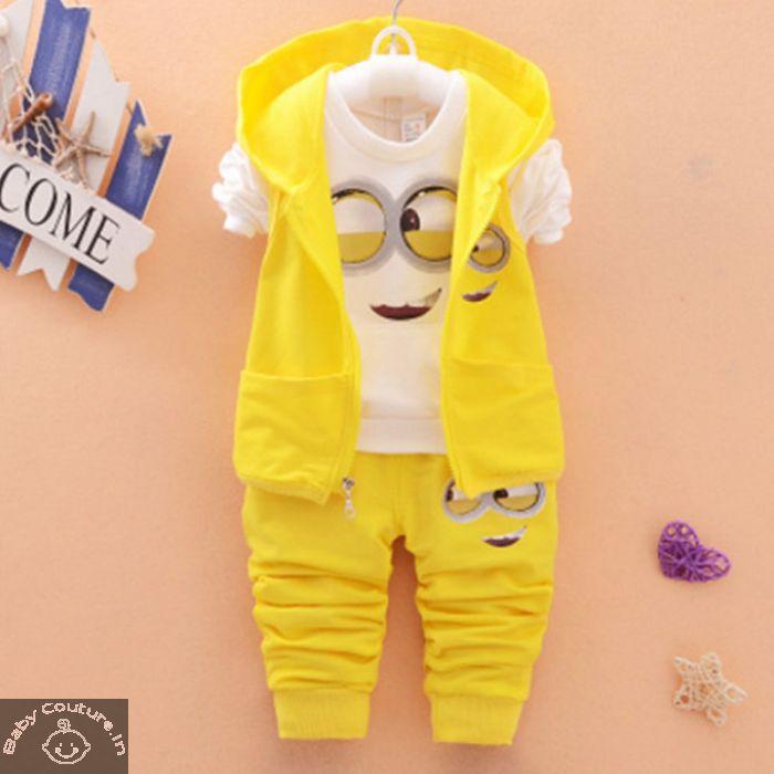 Minions Baby Dress