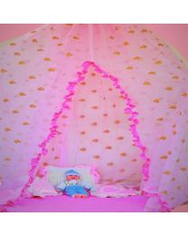 Baby Prints Designer Baby Canopy-babycouture.in