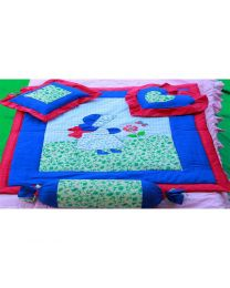 Baby Prints Red Ridding Hood Theme Bedding Set-babycouture.in