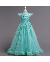 Tiffany Love Kids Party Gown - babycouture.in