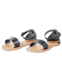 Cujos Petra Back Strap Kids Sandal-babycouture.in