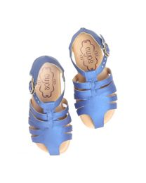 Cujos Vigo Navy Blue Fashion Sandal-babycouture.in