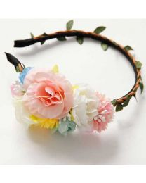 Eves Garden Headband-babycouture.in