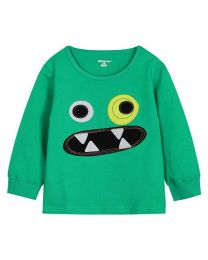 Monster Boy Tshirt-babycouture.in