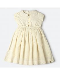 MT Marine Friend Cream Baby Carp Dress-babycouture.in