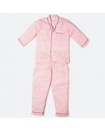 MT Marine Friend Peach Love Kids Night Suit-babycouture.in