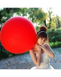 Red Love Big Balloons-babycouture.in