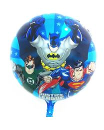 Superheros Love 18 Inch Balloon-babycouture.in