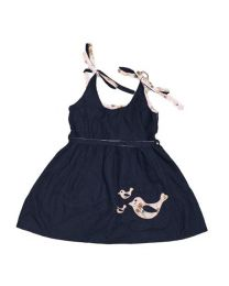 Tia's Birdie Princess Kids Dress-babycouture.in