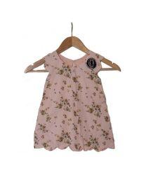 Tia's Dahlia Subtle Color Kids Dress-babycouture.in