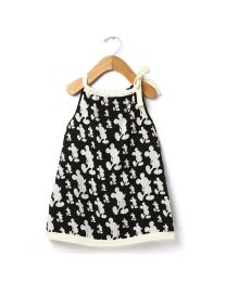 Tia's Mouse Trap Kids Dress-babycouture.in