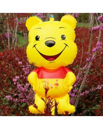 Winnie Pooh Bear 43 Inch X-Large Balloon-babycouture.in