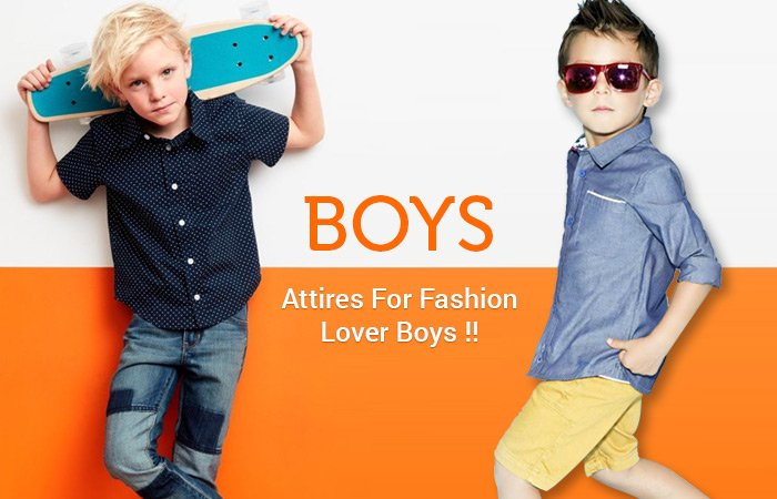 Boys Wear - babycouture.in