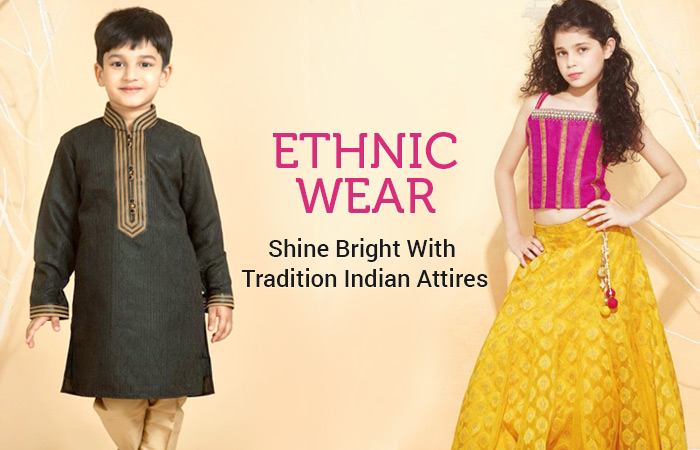 Ethnic Wear - babycouture.in